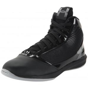 basketball schuhe under armour schwarz