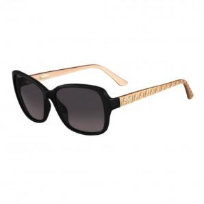 fendi damen designer sonnenbrille schwarz