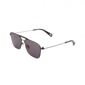 Gstar Pilotensonnenbrille mit schwarzen gläsern
