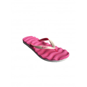 pinke flipflops